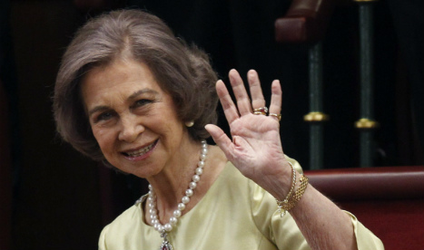 Queen Sofia nominated for Nobel Peace Prize for Alzheimer's work