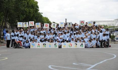 Paris makes 2024 Olympic bid official