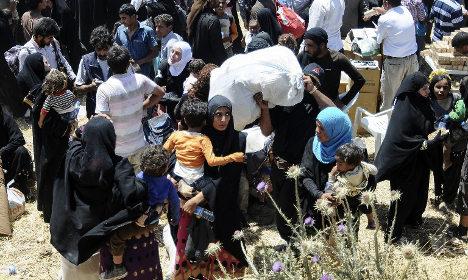 Anti-Islam rhetoric mars French refugee response