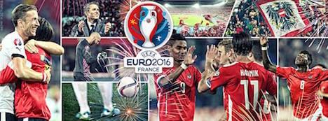 Austria dashes Sweden's Euro 2016 hopes