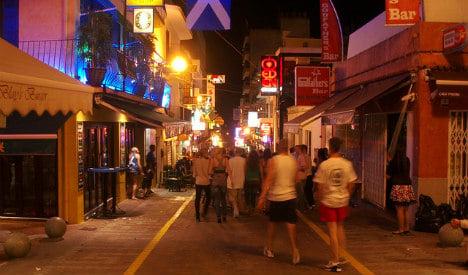 British teenager becomes fifth party drug victim of Ibiza summer season