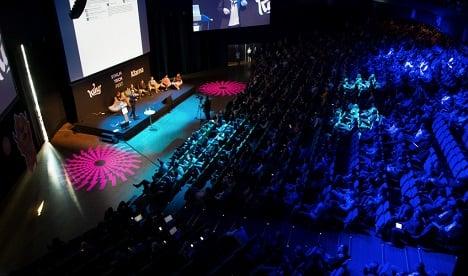 Stockholm in spotlight for financial tech