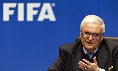 'Interim chief should replace Blatter': lawyer