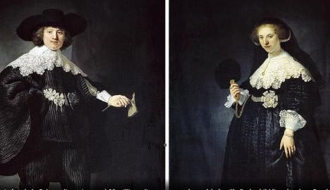 France ready to stump up €80m for a Rembrandt