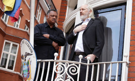 Sweden edges closer to Assange interrogation