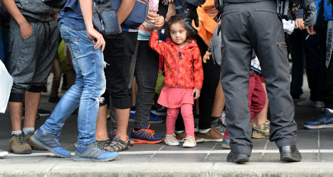 Spain under pressure from Brussels to accept around 15,000 refugees