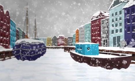 The ten best non-Danish songs about Denmark