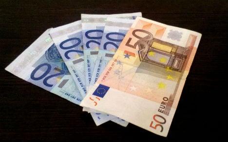 Austrians 'have more money than Germans'