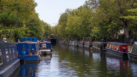 Italian man's body found in London canal