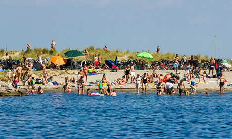 How did Denmark's summer measure up?