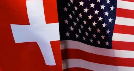 Swiss site shows where Americans are welcome