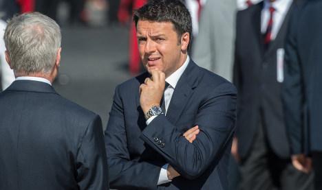 Renzi under pressure over brutal Sicily murder