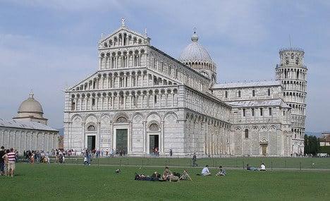 BBC reporter ensnares Pisa's up-skirt voyeur