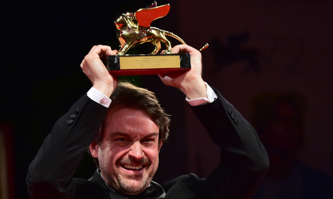 Venezuelan film wins Venice Golden Lion