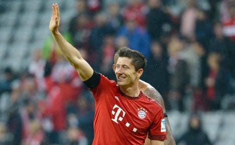 Historic five-goal haul stuns even Lewandowski