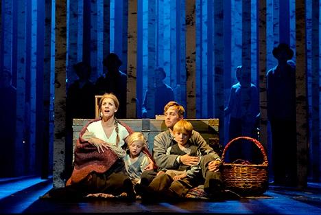 Swedish historical musical highlights integration debate