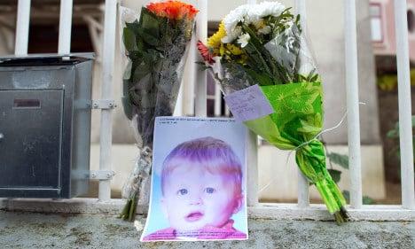 French dad 'killed son in washing machine'