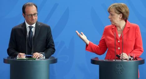 Nobel economist says Germany bullies France