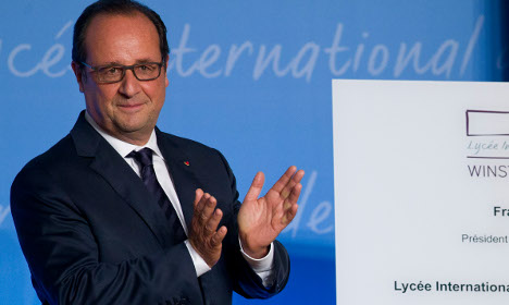 Europe has done its duty for refugees: Hollande
