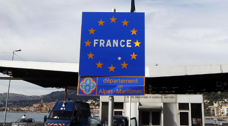 Calls mount for France to bring back its borders