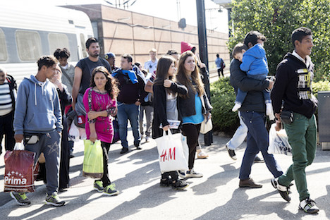 Novo Nordisk give funds to help refugees