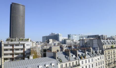 Montparnasse to become Paris's Times Square
