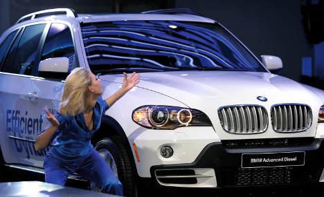 BMW denies rigging diesel pollution tests