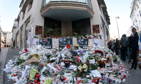 Charlie Hebdo moves to new high-security offices