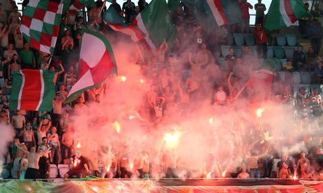 Polish football hooligans sentenced in Sweden