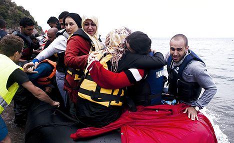 Denmark: Refugee deal allows EU 'to move on'