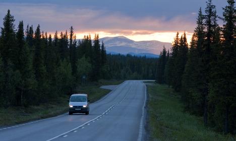 Lapland border checks amid EU quota row