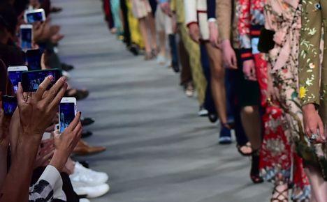 Gucci in spotlight as Milan kicks off