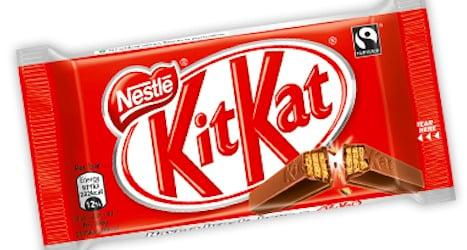 Euro court rules against Nestlé in Kit Kat flap