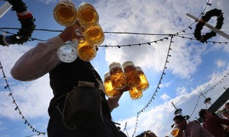 Gay Oktoberfest brings pride to Munich