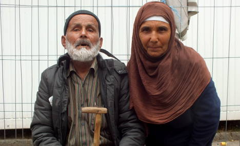 110-year-old refugee reaches Germany
