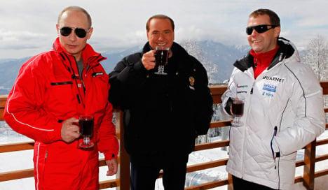 Berlusconi sparks probe for vintage wine quaff