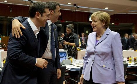 Renzi congratulates Tsipras on election win