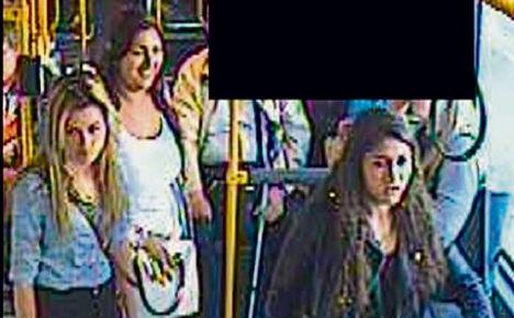 Police hunt suspected female gang in Hamburg