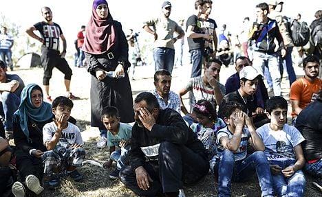 Denmark to voluntarily take 1,000 EU refugees
