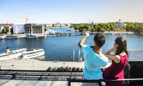 Weak krona draws in more foreign tourists