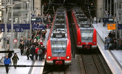 Rail operator halts Munich-Budapest line