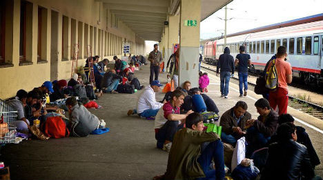No agreement on quotas as Austria struggles