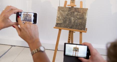 Geneva art dealer in court over Picasso theft