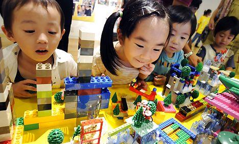 Lego profits surge thanks to Asian growth