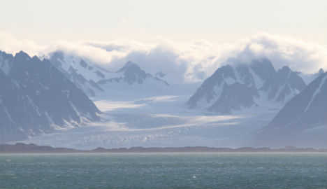 Svalbard peaks 100,000 years older than thought