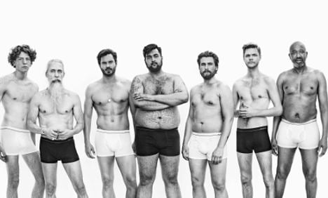 Nordic men worry more about looks than money
