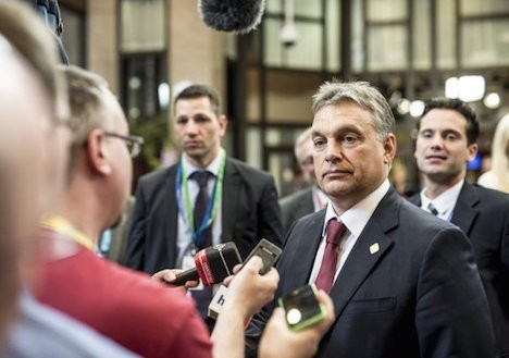 Hungary to seal border with Croatia