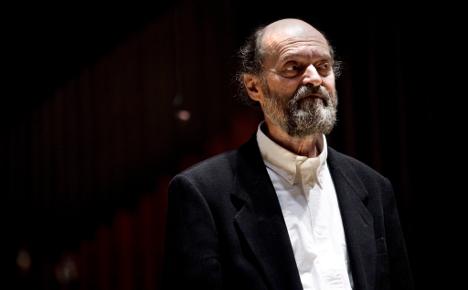 Renowned Estonian-German composer turns 80