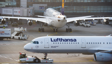 Lufthansa pilots 'could strike at any moment'