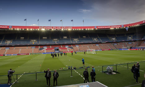 Malmö in Paris for PSG Champions League clash